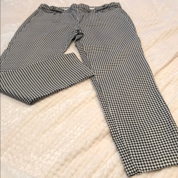 hollywould Pants - Cute checkered ankle pants 🥰